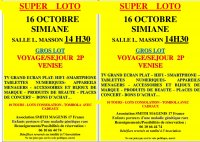 EVENEMENT : LOTO DE RENTREE 2016