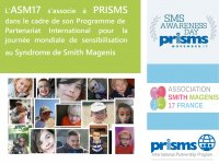 Journée internationale du Smith Magenis